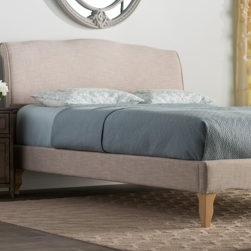 French Country Beds Youll Love Wayfair - French country bed