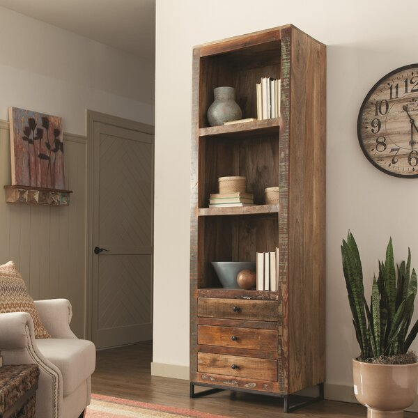 Clapper Standard Bookcase by Brayden Studio