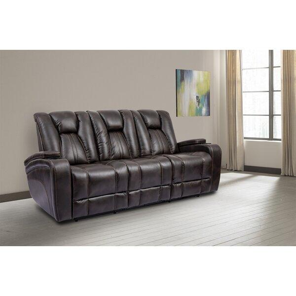 Jevon Reclining Sofa By Winston Porter