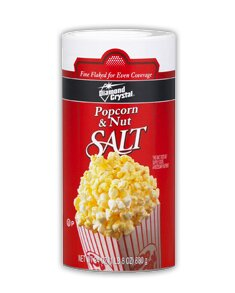 24 oz Popcorn and Nut Salt by Snappy Popcorn
