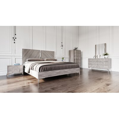 Brayden Studio Modern Platform Bedroom Set Bed Bedsroom Sets