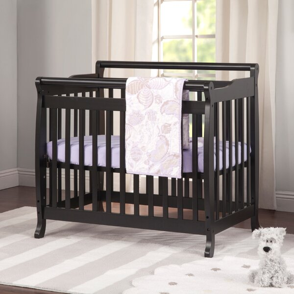 Emily 2 in 1 Mini Convertible Crib