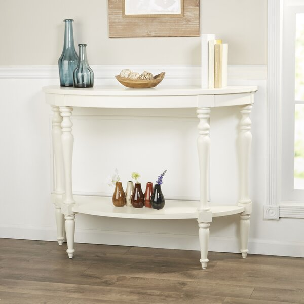 Birch Lane™ Heritage White Console Tables