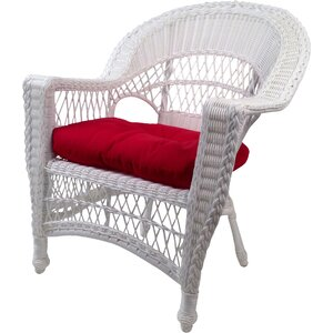 Camacho Patio Dining Chair with Cushion