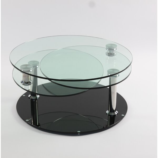 Kuhlman Coffee Table By Orren Ellis