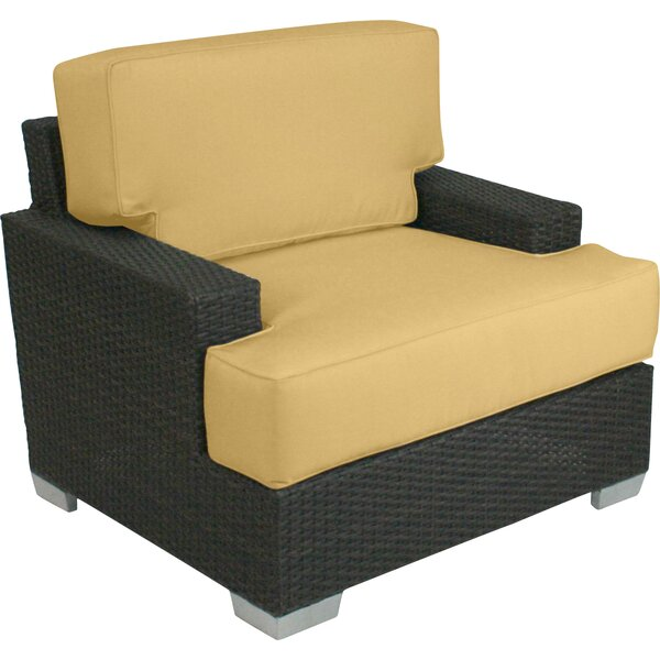 Signature Club Chair with Cushions by Patio Heaven