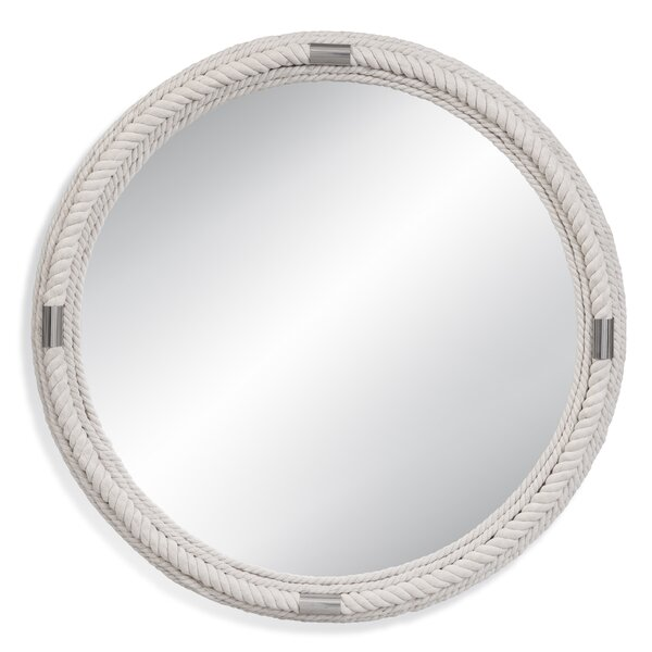 Gormley Wall Accent Mirror by Breakwater Bay