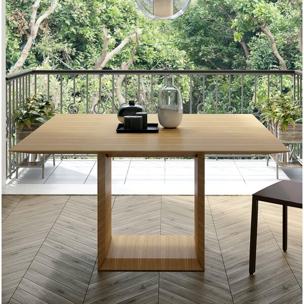 Greenwich Dining Table by Modloft Black Modloft Black