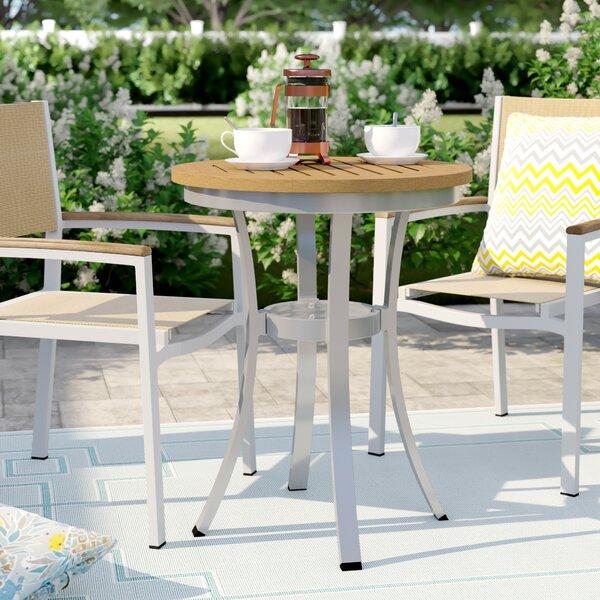 Caspian Bistro Table by Sol 72 Outdoor Sol 72 Outdoor
