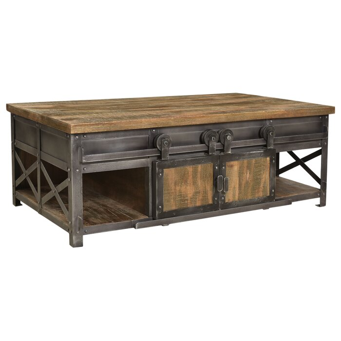 Wondrous Hessler Coffee Table Ibusinesslaw Wood Chair Design Ideas Ibusinesslaworg