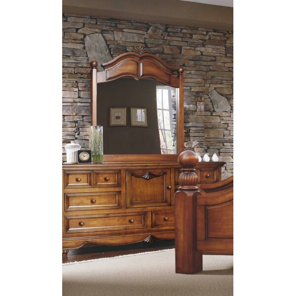 6 Drawer Combo Dresser by Minick Wood Products