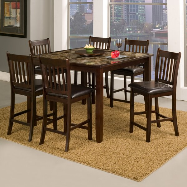 Ventura 7 Piece Pub Table Set by Red Barrel Studio