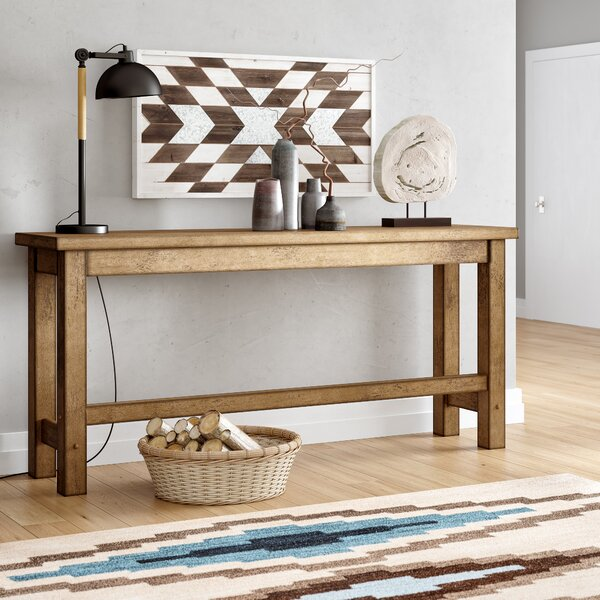 Lowther Console Table by Union Rustic