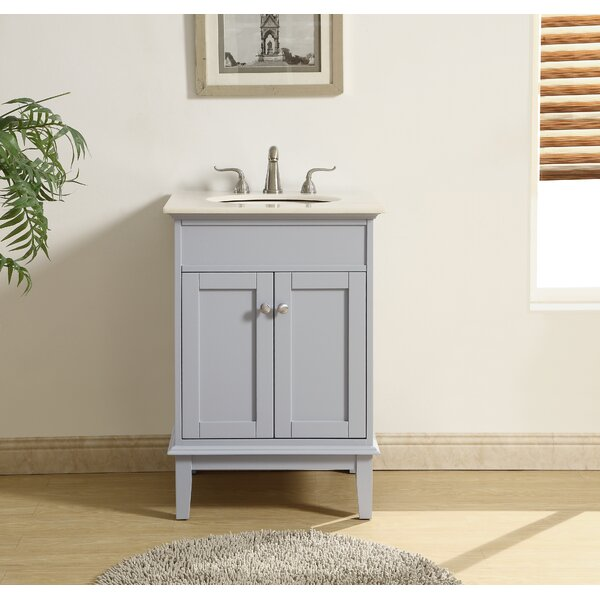 Kammerer 24 Single Bathroom Vanity Set by Charlton Home