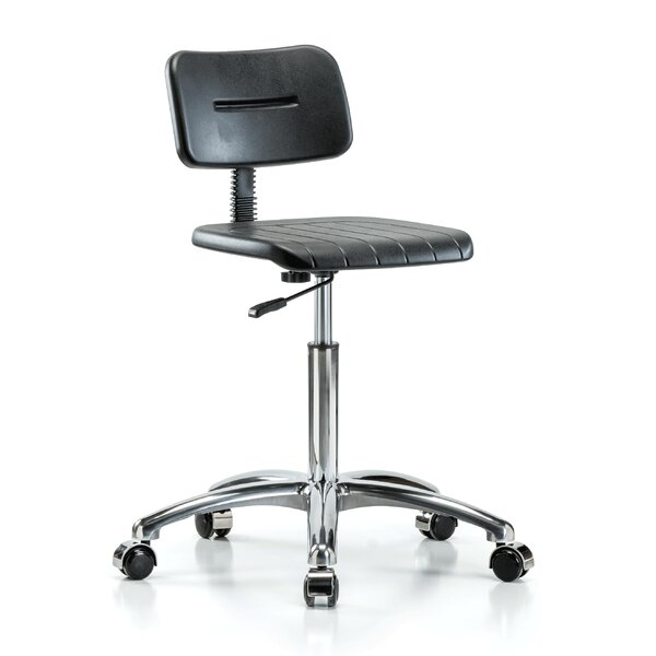 Industrial Mid-Back Desk Chair by Perch Chairs & Stools
