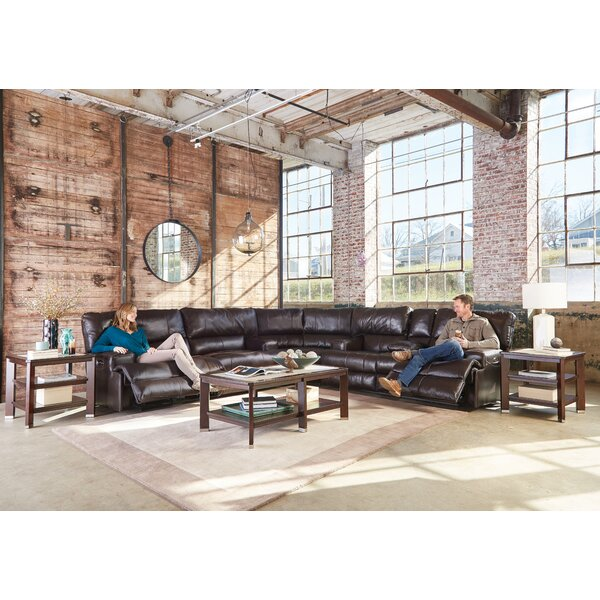 Wembley Left Hand Facing Reclining Sectional By Catnapper