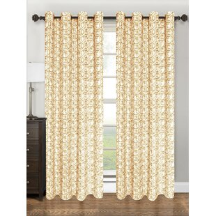 Curtains With Brass Grommets