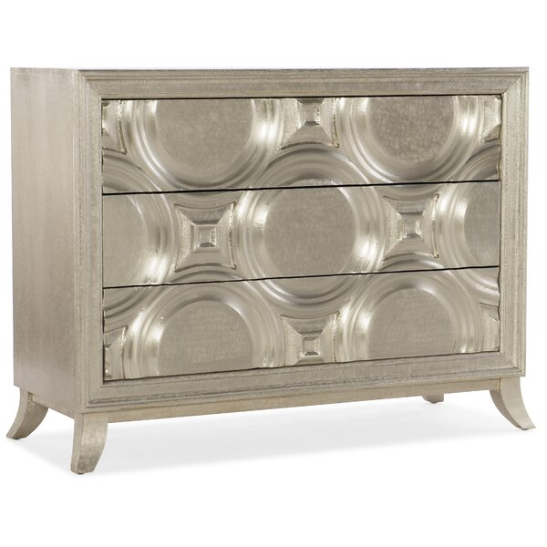 Bubbly 3 Drawer Accent Chest by Hooker Furniture