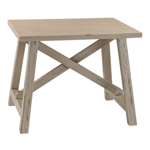 Pinehurst End Table by August Grove