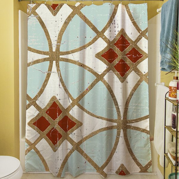 Scullin Shower Curtain by Red Barrel Studio
