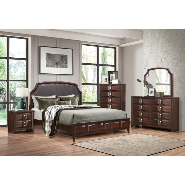 Redbrook Panel Configurable Bedroom Set by World Menagerie