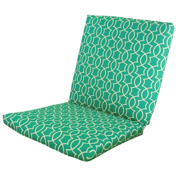 Maryville Indoor/Outdoor Lounge Chair Cushion by Andover Mills