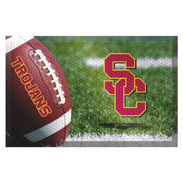 University of Southern California Doormat by FANMATS