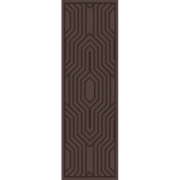Sula Chocolate Area Rug by Willa Arlo Interiors