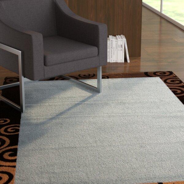 Flims Blue Area Rug by Ebern Designs