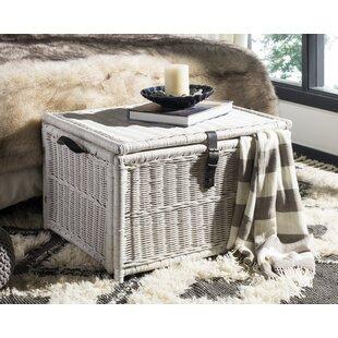 Lamont Woven Trunk Wayfair - Woven trunk coffee table