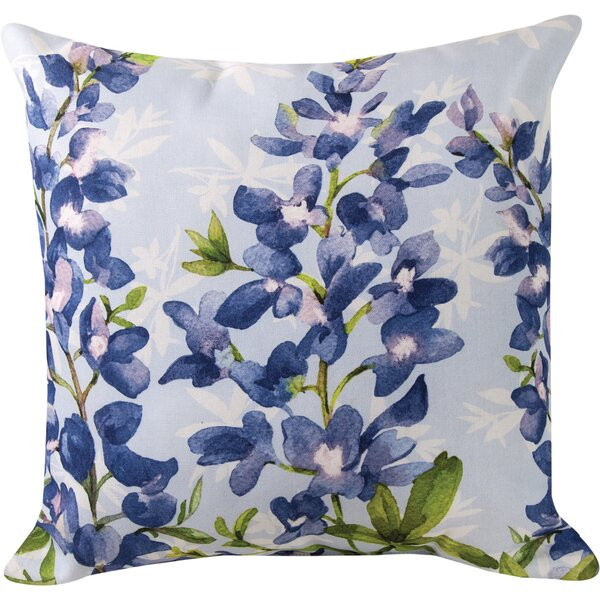 Bonnet Knife Edge Throw Pillow by Manual Woodworkers & Weavers