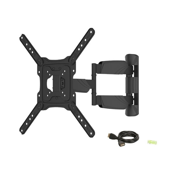 Tilt Swivel Articulating Extending Arm Wall Mount for 47 - 50 LCD LED by Rosewill