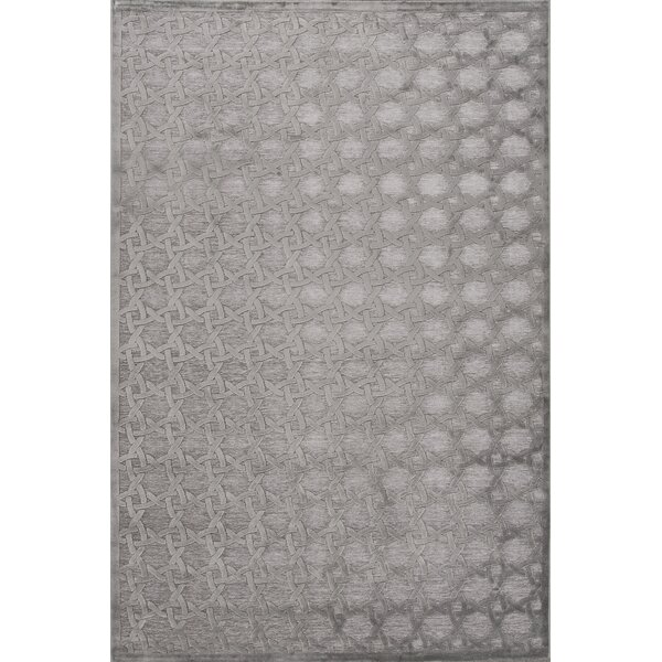 Cheyne Gray Area Rug by Willa Arlo Interiors