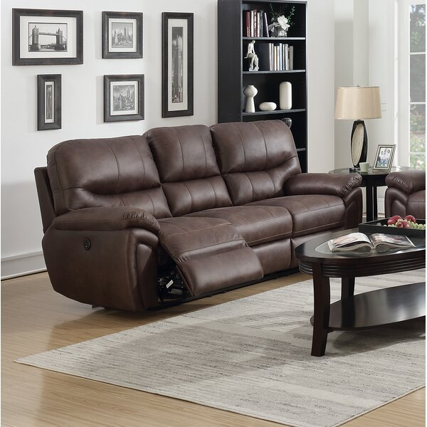Great Value Quance Reclining Sofa by Winston Porter by Winston Porter
