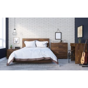 Kaylee Full Double Platform Bed By Union Rustic