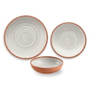 Save  sc 1 st  Wayfair & Mikasa Swirl White Dinnerware | Wayfair