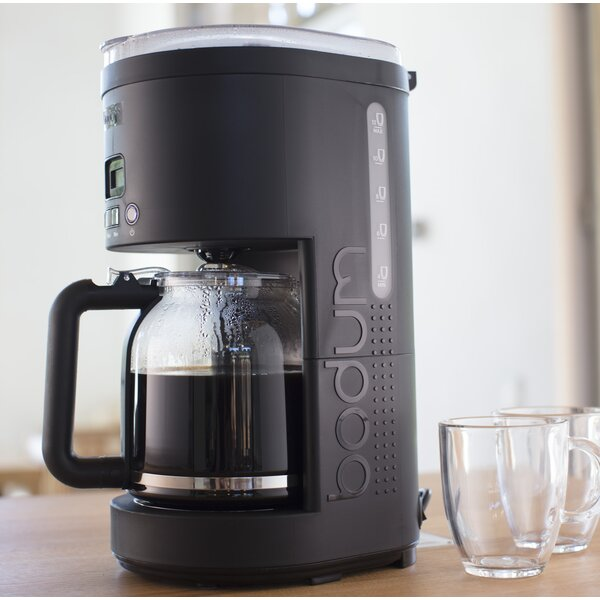 12-Cup Bistro Coffee Maker by Bodum