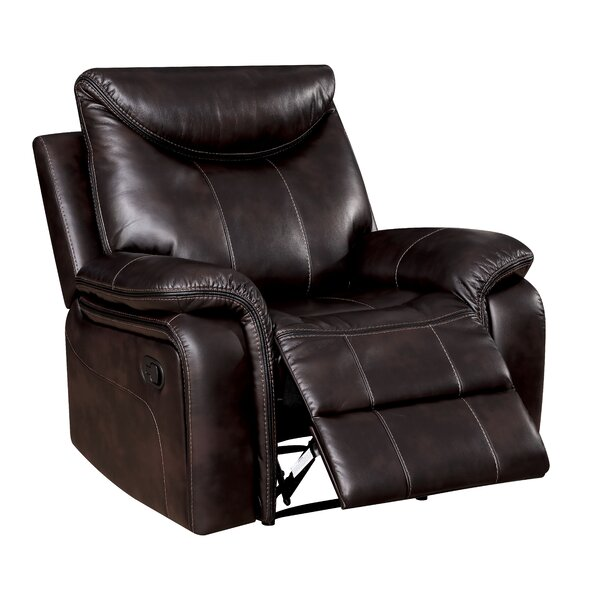 Boornazian Manual Glider Recliner [Red Barrel Studio]