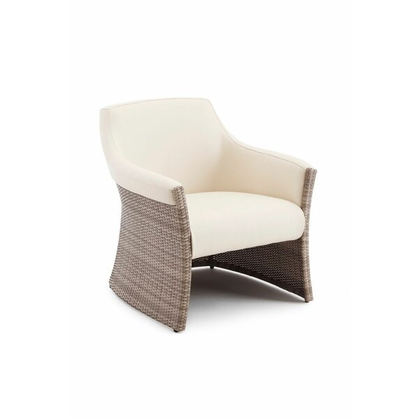 Sheri Patio Chair with Cushions by Canora Grey