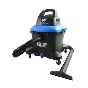 MaxxAir 12 Gallon Wet/Dry Mini Vacuum by MaxxAir