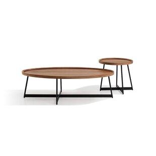 Teagan 2 Piece Coffee Table Set Foundry Select