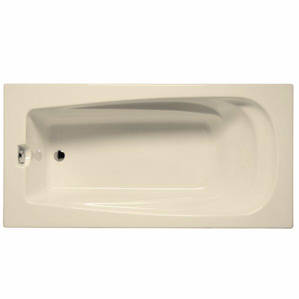 Fairfield 66 x 34 Whirlpool and Air Jet Bathtub by Malibu Home Inc.