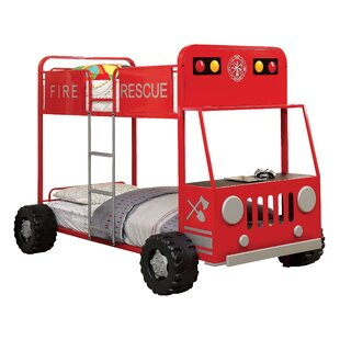 Fire Engine Bunk Beds Wayfair