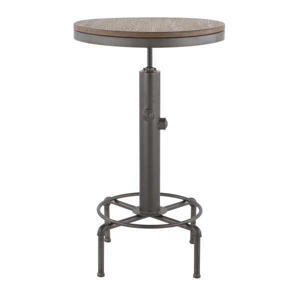 Carmona Adjustable Pub Table by Williston Forge