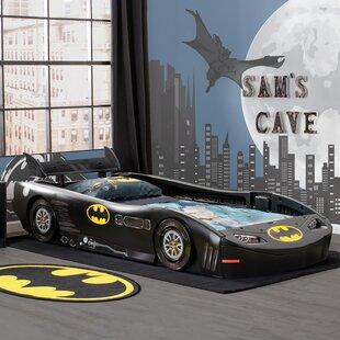 Bargain DC Comics Batmobile Batman Twin Bed ByDelta Children