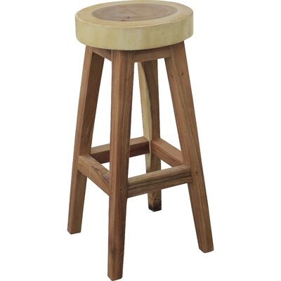 30 Inch Bar Stool By Chic Teak