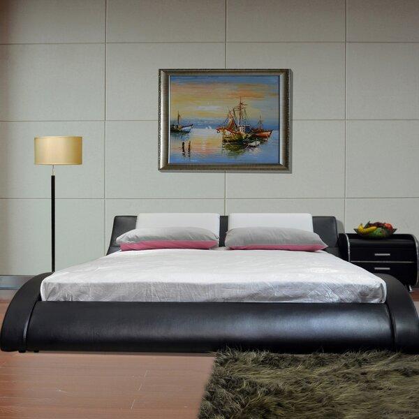 Rodinna Upholstered Platform Bed by Orren Ellis