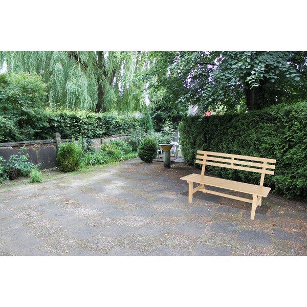 Holmes Aluminum Garden Bench by Woodard