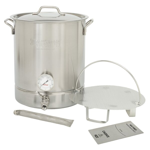 8 Gallon Brew Kettle by Bayou Classic