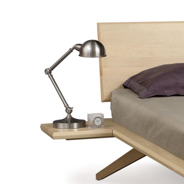 Astrid Platform 2 Piece Bedroom Set by Copeland Furniture